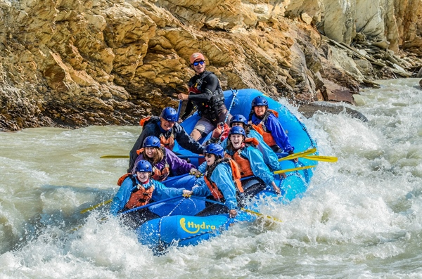 Back With a Splash! Hydra River Guide's 2018 Season is Here!