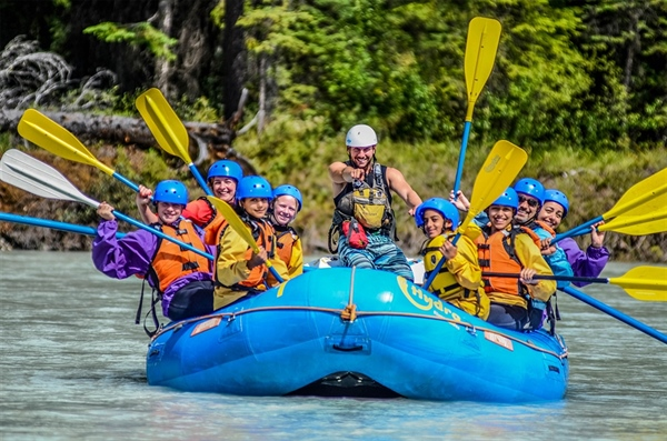 Discover The Kicking Horse River With Hydra