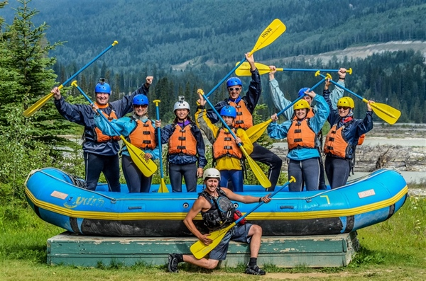 Group Rafting Discounts With Hydra River Guides