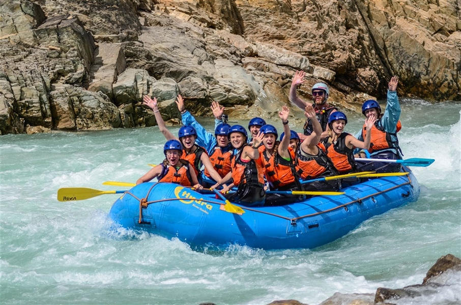 Experience The Kicking Horse With Hydra River Guides This Summer